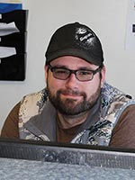 Justin Bumsted Service Writer