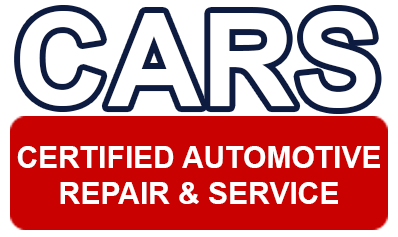 Certified Automotive Logo